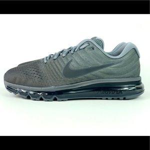 Nike Shoes - Nike Air Max 2017 Running Shoe Cool Grey